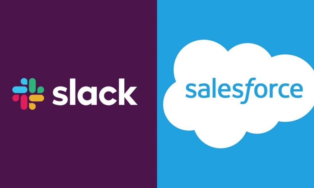 Salesforce acquire slack