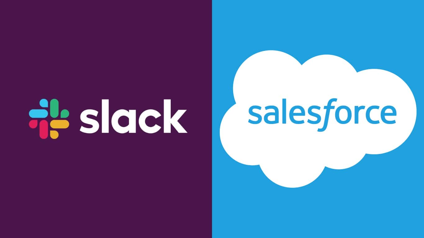 Salesforce acquire slack
